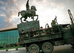 Какое состояние армии показала война в Осетии?