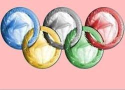 Гостям пекинской Олимпиады раздали 400 тысяч презервативов