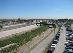 За пересечение границы между США и Мексикой будут брать плату