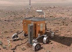Представлен прототип марсохода, планируемого к запуску в 2015 году