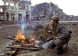 Кто вынудил Россию перейти в наступление?
