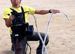 Робот-змея для спасения людей из-под завалов