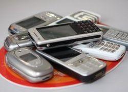 Половина всех мобильных телефонов 2008 года будет сделана в Китае