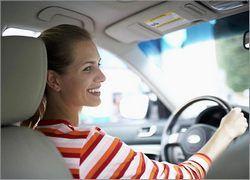 Водить машину надо веселым