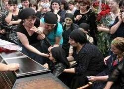 Правозащитники насчитали в Южной Осетии десятки погибших