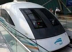 Китайцы воскресили проект левитирующего поезда