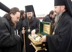 """Чукотский священник помянул епископа Диомида как \""""патриарха\"""""""