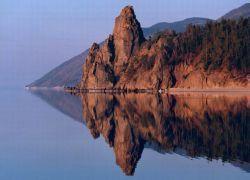 Раньше уровень воды в Байкале был на 500 метров ниже