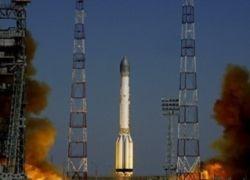 """С Байконура стартовал \""""Протон-М\"""" с самым тяжелым спутником"""