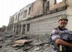 Грузия отвергла гуманитарную помощь России для Гори