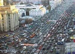 Передвигаться по Москве становится все труднее