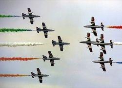Воздушные асы в небе Венгрии