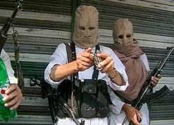 Афганские смертники напали на военную базу США в провинции Кхост