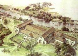 В Великобритании нашли большой римский дом