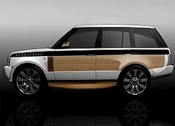 Эксклюзивный яхт-джип от Range Rover за $1 млн