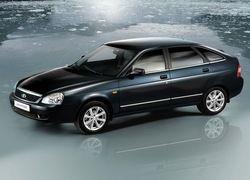 Lada Priora и Kalina попали в пятерку самых популярных машин России