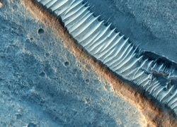 Красота марсианского ландшафта