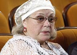 Лидия Шукшина попала в больницу