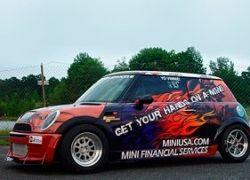 Создан самый быстрый в мире Mini Cooper