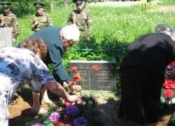 Вандал приговорен к трем годам за осквернение могилы ветерана