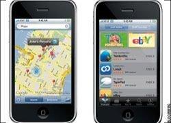 iPhone 3G, реклама против реальности