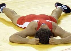 Российский борец выиграл бронзу пекинской Олимпиады