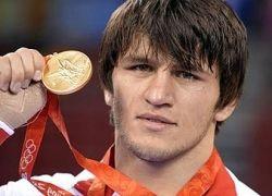 Российский борец завоевал золото Олимпиады-2008