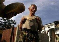 Осетия: помощь дошла не до всех беженцев с юга