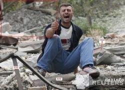 Как на западе делают войну в Грузии?
