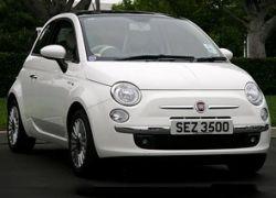 Fiat готовит гибридную версию миникара