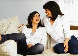 Как признаться в любви родителям?