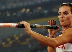 Рекорд Елены Исинбаевой на Олимпиаде 2008 в Пекине