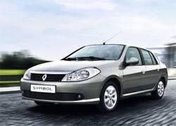 Обновленный Renault Symbol покажут в Москве