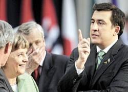 НАТО пообещало защитить территориальную целостность Грузии