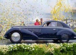 Alfa Romeo 8C 1938 года признан самым красивым авто планеты
