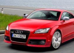 Audi TT-S: красивое рекламное видео
