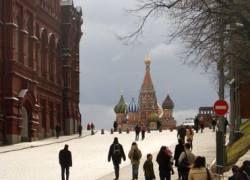 Поток иностранных туристов в Москву увеличивается