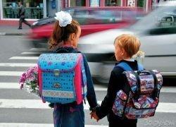 Выбираем рюкзак для ребенка
