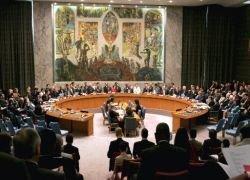 Россия не поддержала проект резолюции Совбеза ООН по Грузии