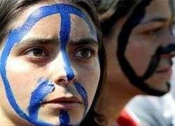 Антивоенные настроения, популярные в Европе, в России не приживаются