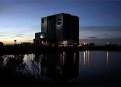 NASA закрыло космодром во Флориде из-за шторма