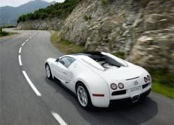 Первый экземпляр Bugatti Veyron без крыши продали за 3 млн долл