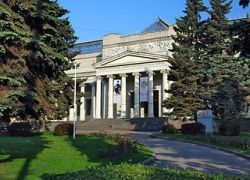 Музей имени Пушкина делает ставку на современное искусство