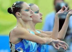 Ермакова и Давыдова выиграли золото в синхронном плавании