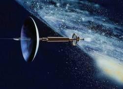 Новое покрытие снова сделает спутники маленькими