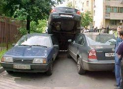 В столице может появиться парковочная полиция
