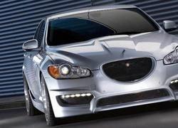 Arden превратил Jaguar XF в магический AJ21