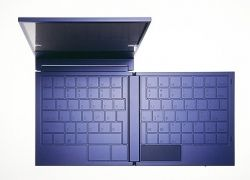 Концепт ноутбука Fujitsu 23/6 от Antenna Design