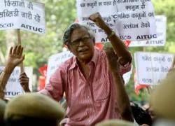Миллионы индусов начали забастовку против инфляции