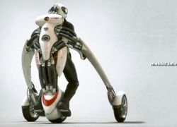 Cамый необычный концептуальный мотоцикл